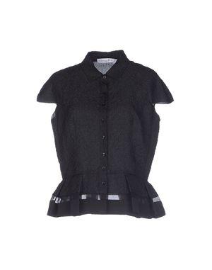 黑色 DIOR 短袖衬衫