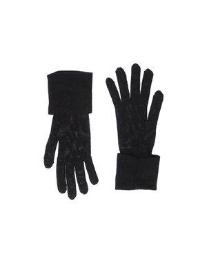 黑色 JUST CAVALLI 手套