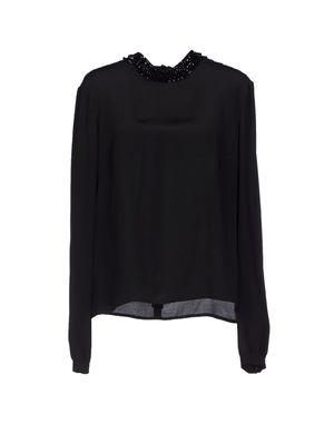 黑色 PRADA 女士衬衫