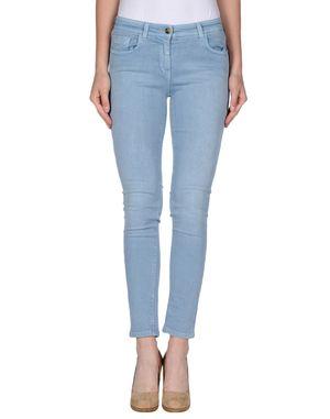 蓝色 ETRO 牛仔裤