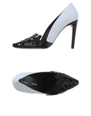 黑色 PROENZA SCHOULER 高跟鞋