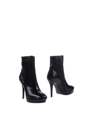 黑色 HAIDER ACKERMANN 短靴