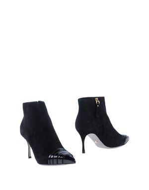 黑色 SERGIO ROSSI 短靴