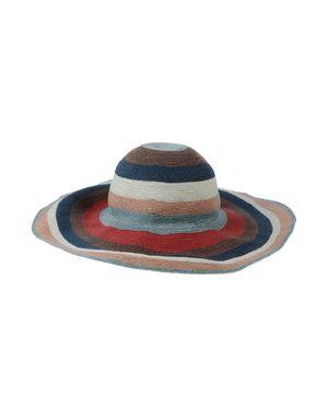蓝色 ETRO 帽子