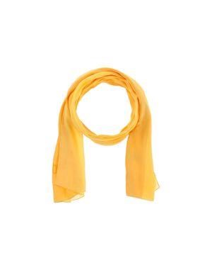黄色 ROBERTO CAVALLI 围巾