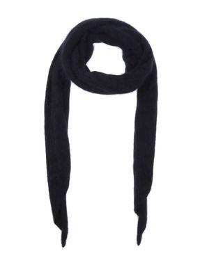 黑色 ANN DEMEULEMEESTER 围巾