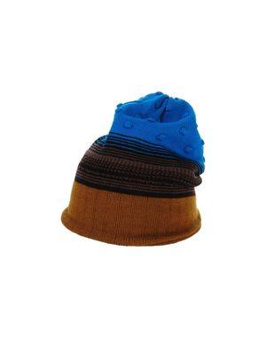 中蓝 MISSONI 帽子