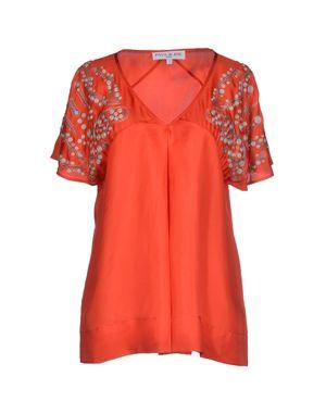 珊瑚红 PAUL & JOE 女士衬衫
