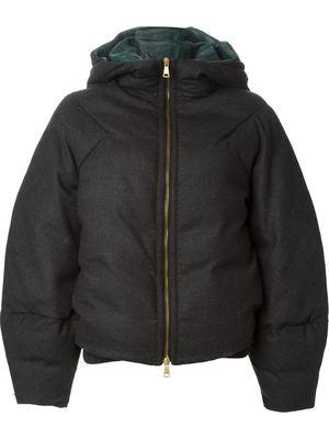 VIONNET oversized zipped jacket