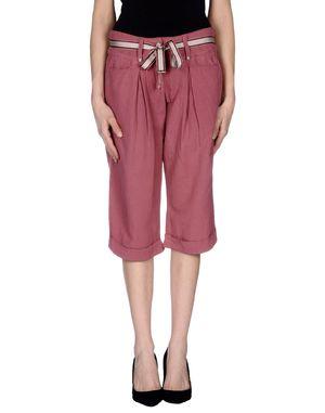 水粉红 ALYSI 七分裤