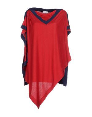 波尔多红 VIONNET T-shirt