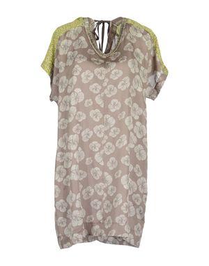 鸽灰色 ALYSI 短款连衣裙