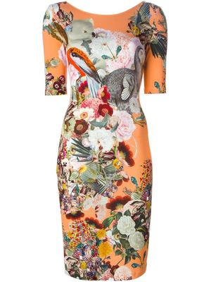 MARY KATRANTZOU 'Plie' dress