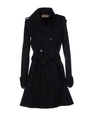 黑色 GALLIANO 大衣