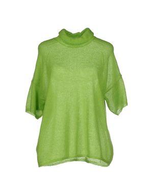 绿色 VIONNET 圆领针织衫