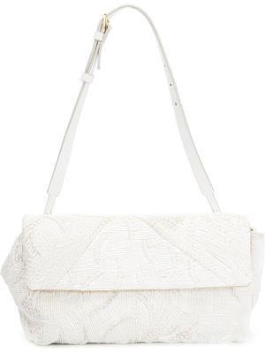 THE ROW small flap shoulder bag