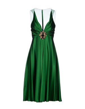绿色 JENNY PACKHAM 及膝连衣裙