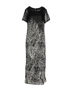 黑色 RELIGION 长款连衣裙