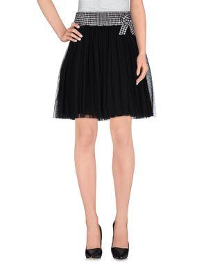 黑色 BRIGITTE BARDOT 超短裙