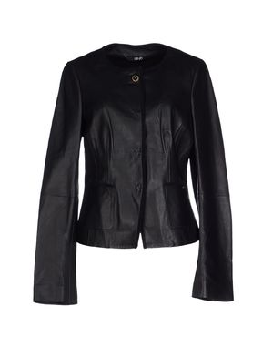 黑色 LIU •JO 夹克