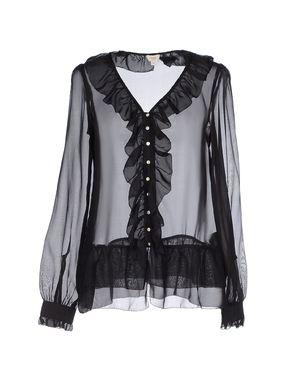 黑色 HOSS INTROPIA Shirt