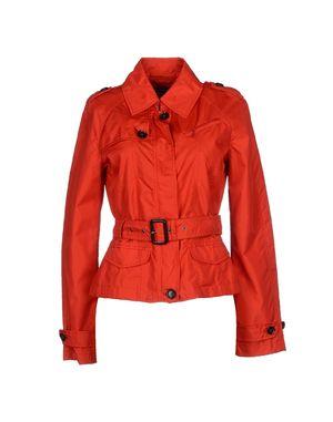 红色 WOOLRICH 夹克