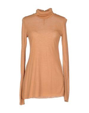 赭石色 MANILA GRACE 圆领针织衫