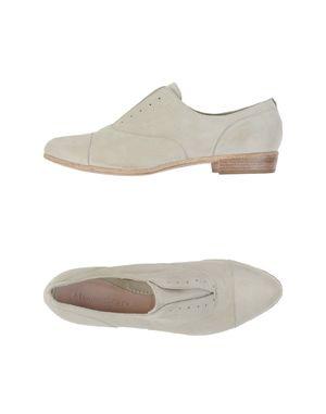 浅绿色 MANILA GRACE 船鞋