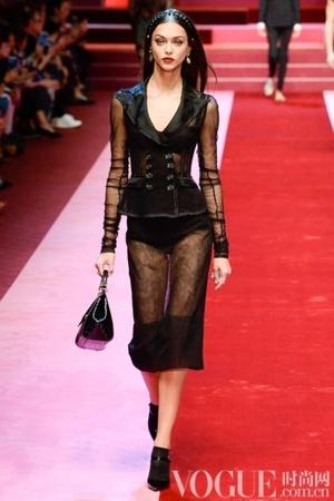 Dolce&Gabbana2018春夏时装秀