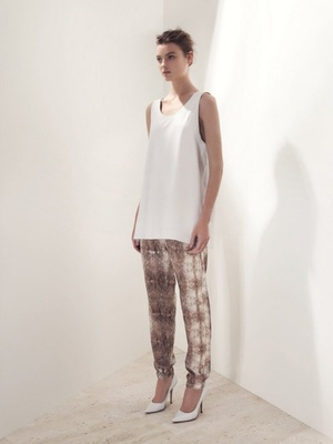 Bassike 2012/13度假系列时尚大片:简约的奢华