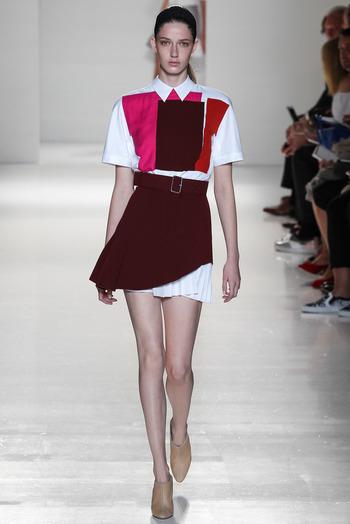 Victoria Beckham2014春夏高级成衣