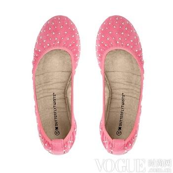 可折叠式芭蕾舞鞋开创者Butterfly Twists登陆中国