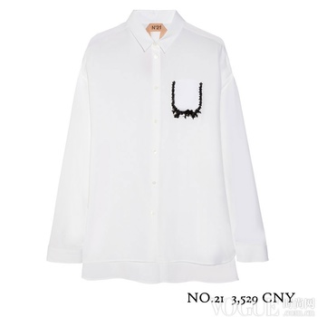 15款早秋适宜的轻薄衬衫装