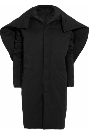 Dagger Murray 带填充棉质混纺罗缎外套