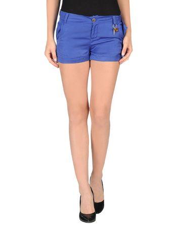 蓝色 PHARD 短裤