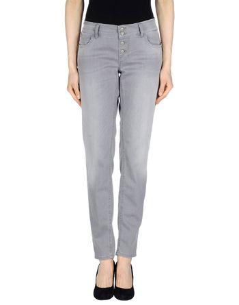 灰色 TWIN-SET JEANS 牛仔裤