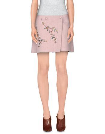 水粉红 KRISTINA TI 超短裙