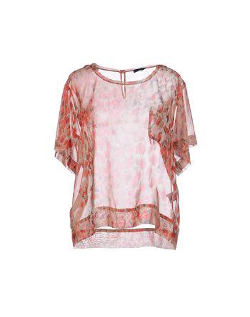 珊瑚红 PINKO BLACK 女士衬衫