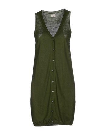 绿色 HARTFORD 针织开衫