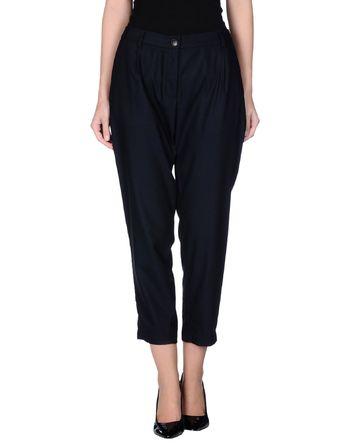 深藏青 SEMI-COUTURE 裤装