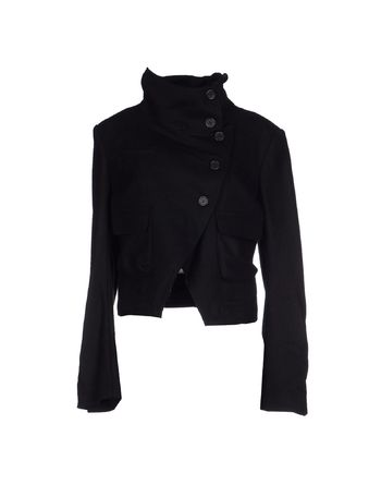 黑色 PLEIN SUD JEANIUS 夹克