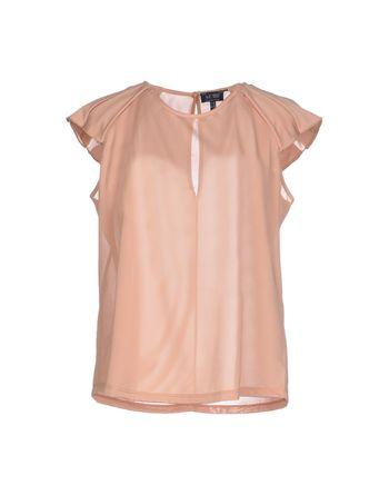 裸色 ARMANI JEANS T-shirt