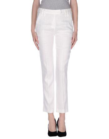 白色 PLEIN SUD 裤装