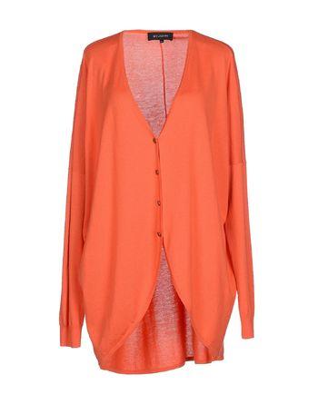 橙色 ST. JOHN 针织开衫