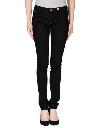 黑色 PHILIPP PLEIN COUTURE 牛仔裤
