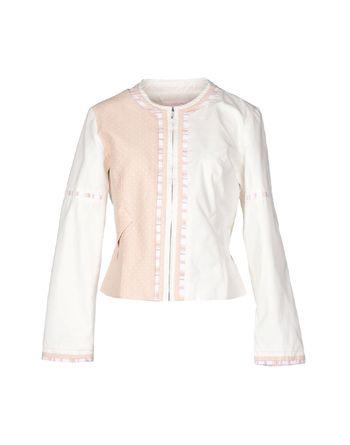 浅粉色 CUSTO BARCELONA 西装上衣