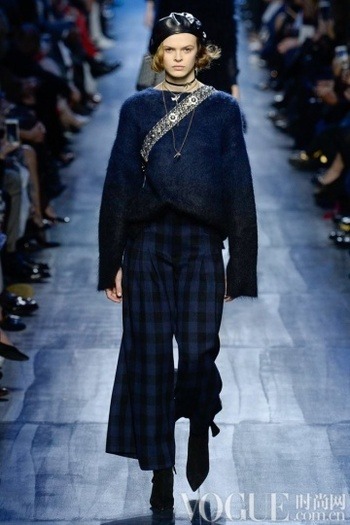 Christian Dior2017秋冬时装秀