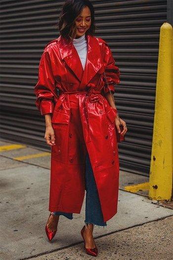 2018秋冬纽约时装周街拍合集