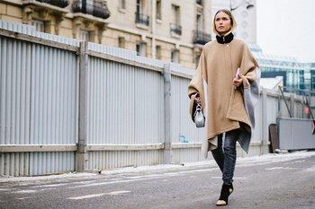 2018秋冬巴黎时装周街拍 Day3