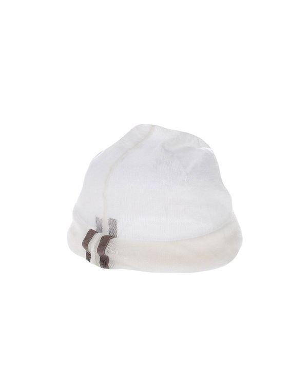 象牙白 RICK OWENS 帽子